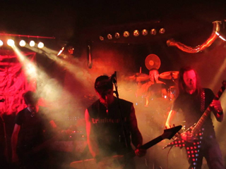 2014-05-16 Live EPHEMERAL EMBRACE + THE CRIMSON GHOST @Keller - Curno (BG)